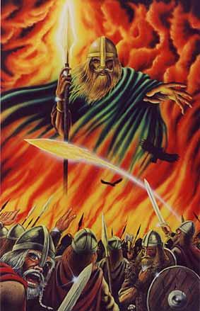 Asgard gotter